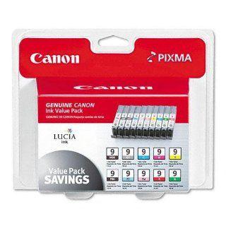 10 Pack PIXMA Pro9500, Pro9500 Mark II Color Ink Multipack (Includes 1