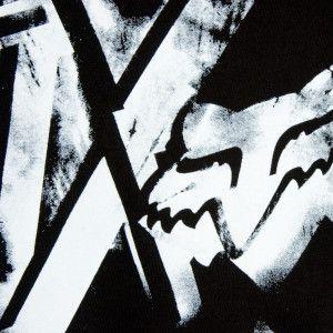 Fox Racing Mens Anxiety Tee T Shirt Moto Super Cross MTB BMX Apparel