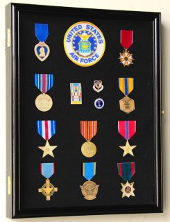 lapel pin medal buttons patches ribbon display case solid