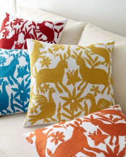 Forest Pillow, 20Sq.   Neiman Marcus