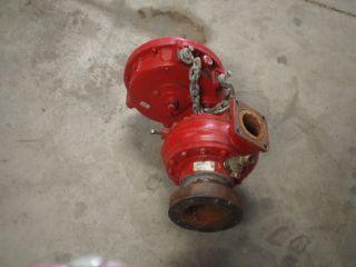 Fire or Water truck HM 500 high pressure centrifical pump 250  500gpm