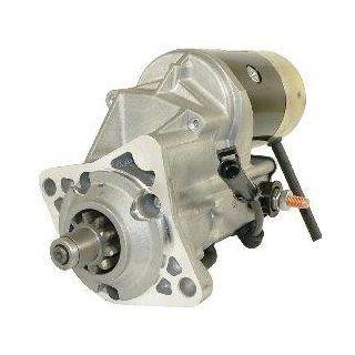 NEW 12V 10T STARTER MOTOR CASE LOADER BACKHOE 590SM 86992395 :