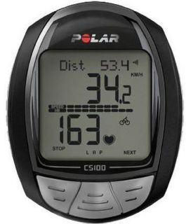 Polar Heart Rate Transmitter Monitor Watch CS100B