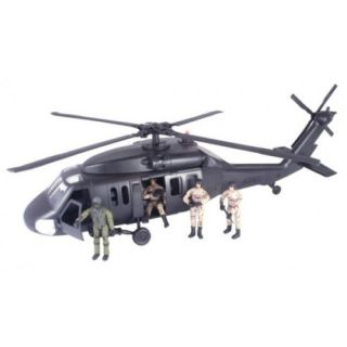 Team World Peacekeepers 1 18 Black Hawk Helicopter UH 60 GI Joe Scale