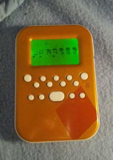 Radica Lighted Solitaire Electronic Handheld Toy Game