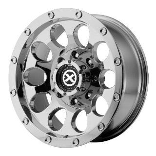 American Racing ATX Slot 15x8 Chrome Wheel / Rim 5x4.5 with a  19mm