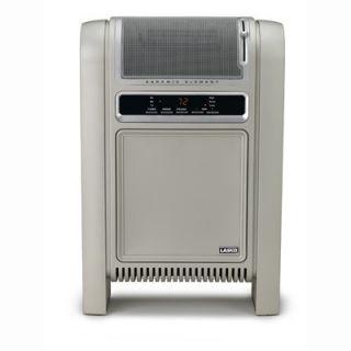 Lasko 758000 Cyclonic Ceramic Heater Ceramic   Electric Thermostat