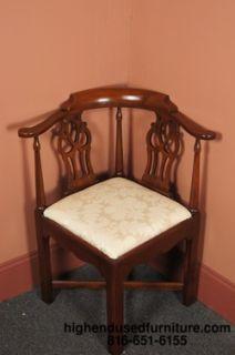 Hickory White American Masterpiece Corner Chair