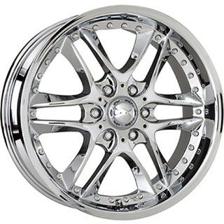 American Racing Orleans 20x8.5 Chrome Wheel / Rim 6x135 with a 30mm