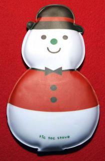 Hand Warmer Warmers Gel Heat Pad Reusable Hand Warmer Snowman Awesome