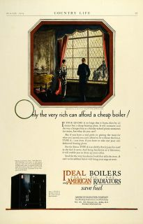 Type A Boilers Coal Oil Gas Radiators Heating Home Improvement