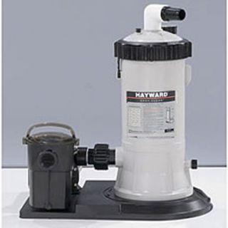 Hayward C550 Swimming Pool Filter System w 1 HP Pump