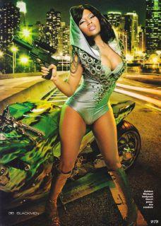 Nicki Minaj Hiphop Music Stars Wall Silk Poster 20x13