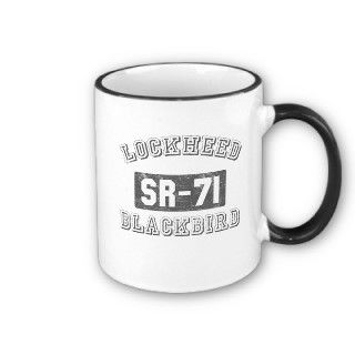 look. SR 71 Blackbird t shirts, mugs, caps and other cool gear