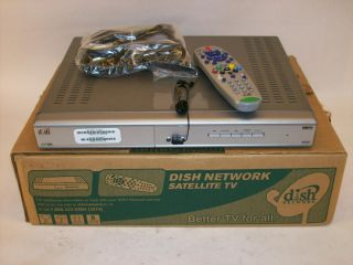 dish network vip211 hd satellite receiver hdmi w remote cables