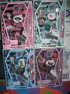 Monster High Huge Lot 80 Dolls Clawdeen Wave 1 Deuce Cleo Howleen More