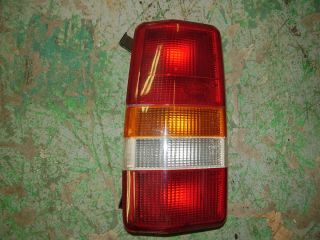Land Rover Discovery 1 Left Rear Tail Light 94 96 97 98 99 Red Driver