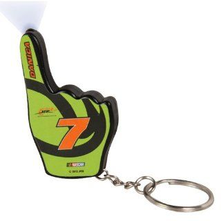NASCAR Danica Patrick Number 1 Fan Keychain Sports