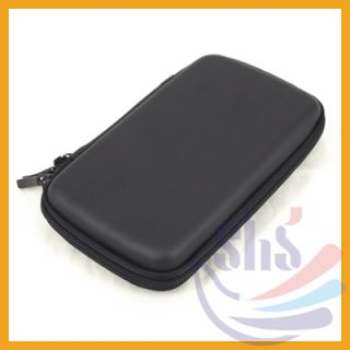 Black Hard Carry Case Cover Bag for 2 5 HDD Hard Disk Drive 4 3 4 8