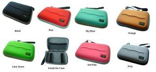 Toshiba Canvio Portable Hard Drive Carrying Hard Case
