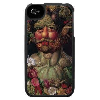 Vertumnus   Giuseppe Arcimboldo iPhone 4 Case