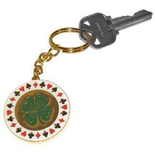 Four Leaf Clover Key Chain