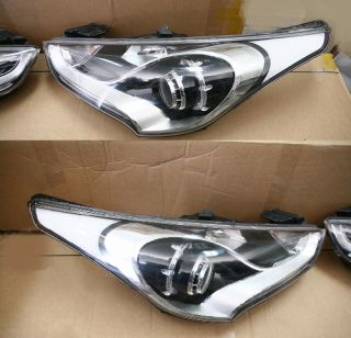KDM 2012 Hyundai Veloster Genuine OEM Projection Lens Headlamp