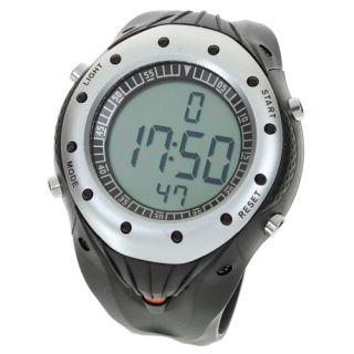 new wireless heart rate monitor sport watch black