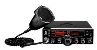 Cobra 29 LX 40 Channel CB Radio with Instant Access 10 NOAA Weather