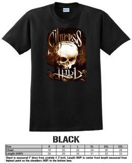 Cypress Hill Rap Weed Hip Hop Music Black T Shirt