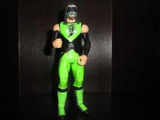 Mattel Basic Hurricane Shane Helms WWE Figure Elite Jeff Hardy Friend