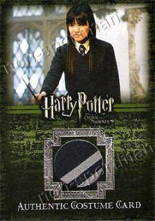 Harry Potter Phoenix Costume Card C7 Cho Chang 9 160