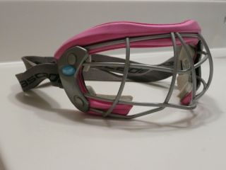 Eye Protection Face Mask Lacrosse Lax Goggles Field Hockey Cage
