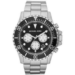 Michael Kors Mens MK8256 Everest Silver Watch Watches