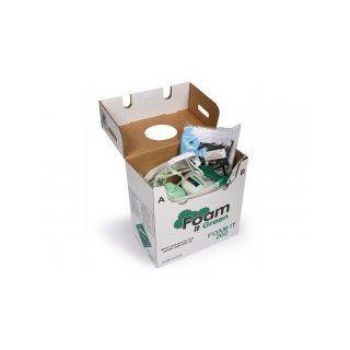 FOAM IT 202 DIY Polyurethane Spray Foam Insulation Kit