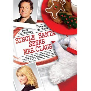 Single Santa Seeks Mrs. Claus Crystal Bernard, Thomas