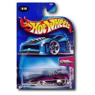 Mattel Hot Wheels 2004 First Editions 164 Scale Purple