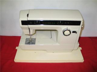 KENMORE HEAVY DUTY Muilt  stitch SEWING MACHINE Free arm, model 1980