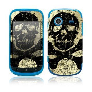 Samsung Character Decal Skin Sticker   Graffiti Skull and