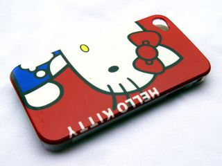 Hello Kitty Hard Case Cover Back for iPhone 4 4G A29