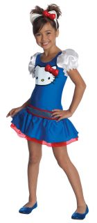 hello kitty blue dress costume child