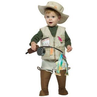 Baby Future Fisherman Costume Size 18 24 Months: Everything Else