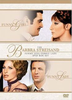 Barbra Streisand Funny Girl Funny Lady Bo New DVD