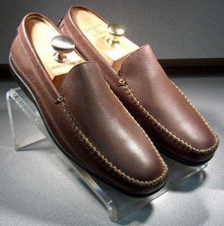Johnston Murphy Mens Hatfield Ventian Loafers 25 1119 Size 9 M