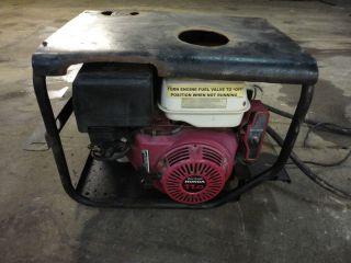 HONDA ENGINE HYDRAULIC POWER UNIT PORTABLE LOG SPLITTER PUMP GX430