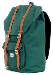Herschel Supply Co Little America Backpack 23L Laptop Bag Moss