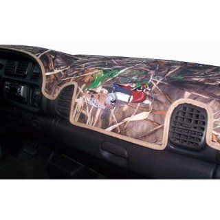 CAMO Dash Cover in ADVANTAGE MAX4 . Fits 03 05 Dodge Ram P/U (ALSO
