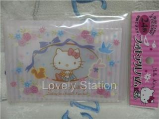 Sanrio Hello Kitty 3R 24 Pcs Photo Album A