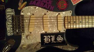 Fender Stratocaster with David Gilmour Guitar DG 20 EMG Pickup