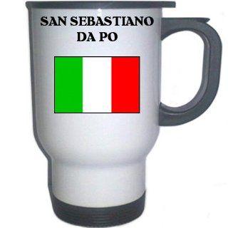 Italy (Italia)   SAN SEBASTIANO DA PO White Stainless